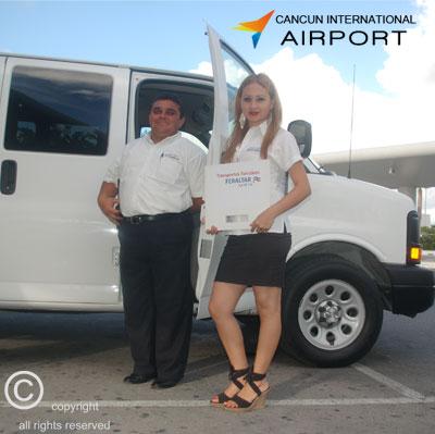 Cancun Airport private transportation